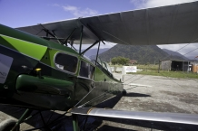 De_Havilland_Gipsy_Moth_DH_83_ZK_APT_at_Haast_Aerodrome_December_2009