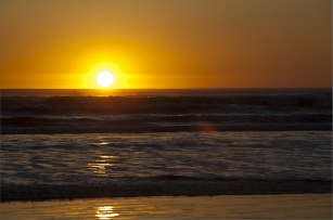 Photo_Photograph_Photos_of_Romantic_Sunset_Dramatic_Sunset_over_the_Horizon_Tasman_Sea_Sunset_